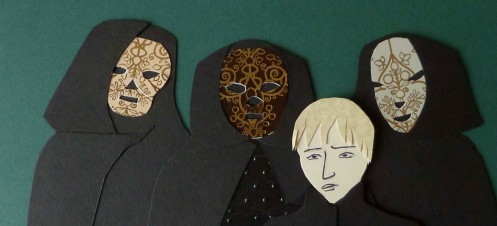 Draco and Death Eaters