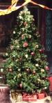 Gryffindor Christmas Tree