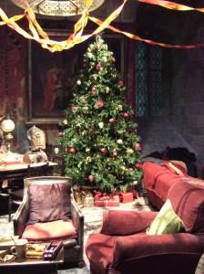 Christmas common room