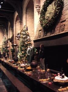 Hogwarts Christmas Feast