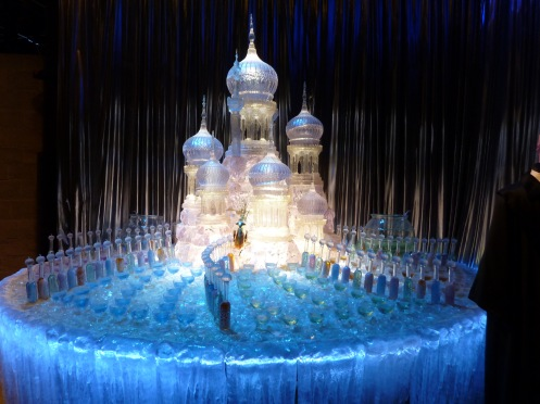 Ice Sculpture from Hogwarts Yule Ball